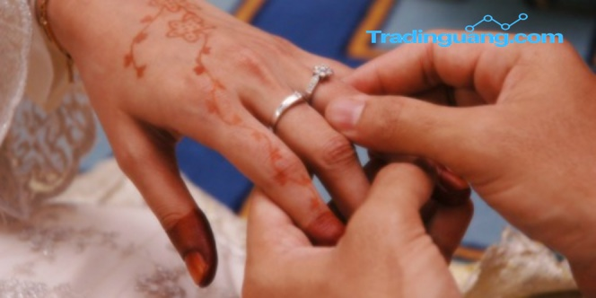 Heboh-Saham-Jadi-Mahar-Pernikahan!