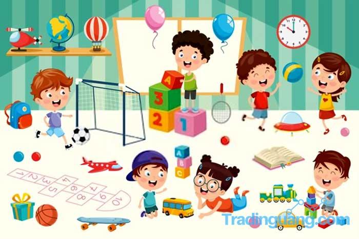 9 Pilihan Usaha Mainan Anak SD Yang Disukai