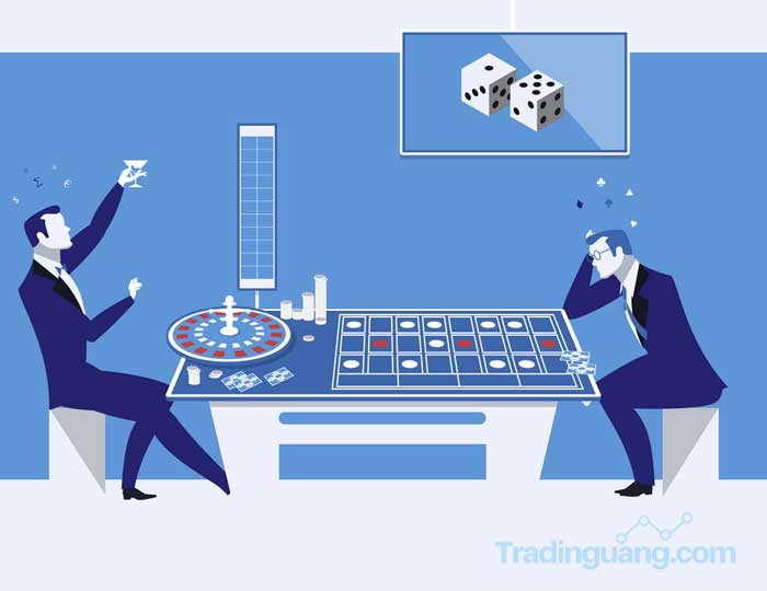 Anda Termasuk Trader Forex Atau Gambler Forex?