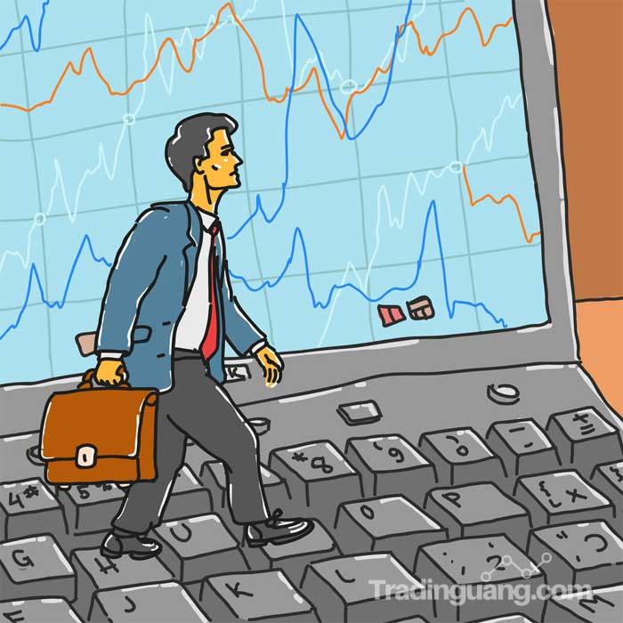 Langkah Melakukan Strategi Forex Trading Pullback