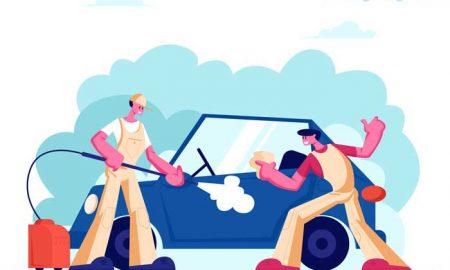 Modal Usaha Cuci Motor dan Analisa Keuntungan