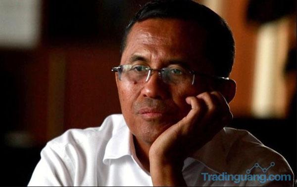 Harga BBM Tak Turun, Dahlan Iskan : Kita Bersedekah Ke Pertamina