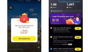 Ingin Kalahkan TikTok, Aplikasi Ini Beri Uang Ke Penggunanya
