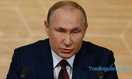 Minyak Tumpah Besar-Besaran, Putin Nyatakan Keadaan Darurat