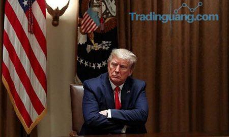 Trump Murka Soal Aplikasi Digital Dipajaki, Ancaman Perang Dagang Lagi?