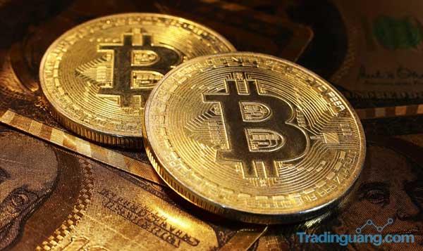 Emas Cetak Rekor US$ 1.800/oz, Bagaimana Kabar Bitcoin?