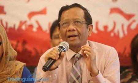 Mahfud MD Yakin 99% Indonesia Akan Resesi