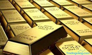Imbas Dolar Rapuh, Harga Emas Siap ke US$ 2.000/Oz?