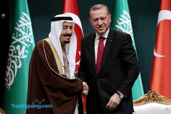 Arab Saudi - Turki Siap Perang Dagang