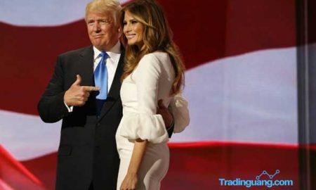 Trump Positif Corona, Pasar Saham AS Siap Terguncang