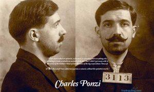 Mengenal Charles Ponzi, Sang Guru Investasi Bodong