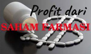 Mendapatkan profit dari saham farmasi vaksin